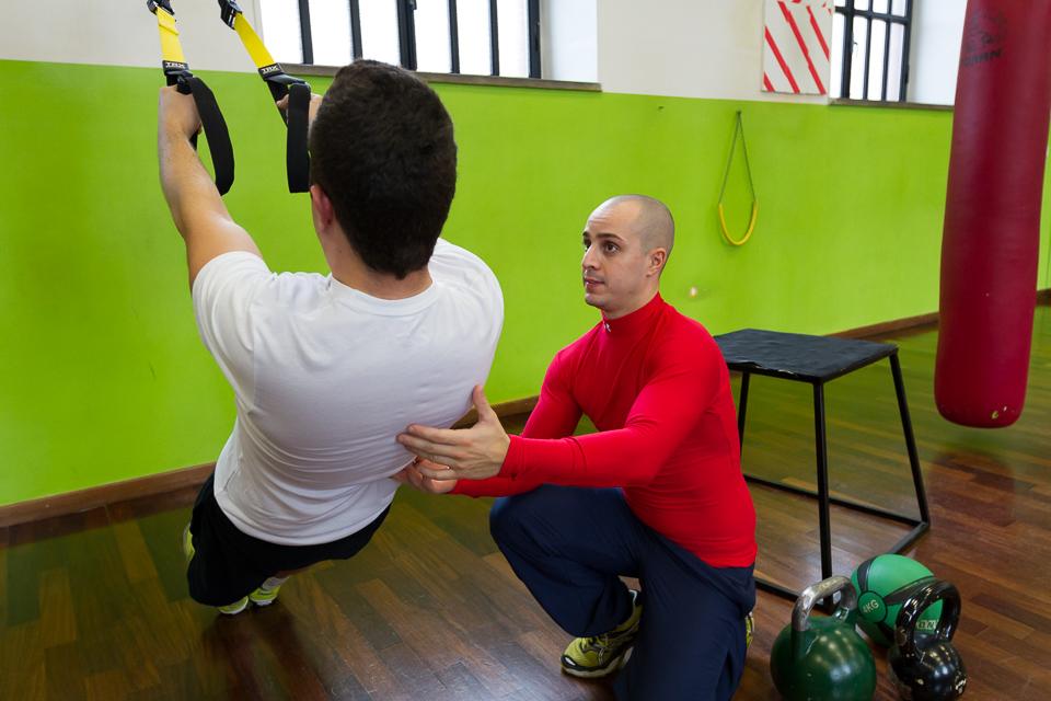 L'importanza del personal trainer nel percorso di allenamento