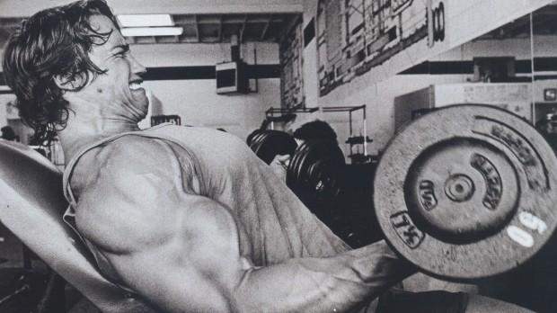allenamento forza massima