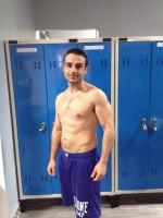 domenico e l'allenamento funzionale con il personal trainer Stefano Giuseppini