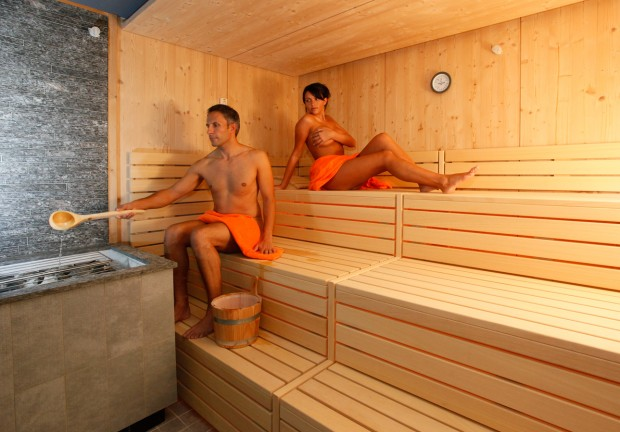 sauna e perdita di peso