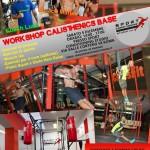Workshop Calisthenics Base / 5 Dicembre 2015