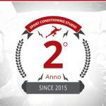 Sport Conditioning festeggia il suo secondo anno di attività
