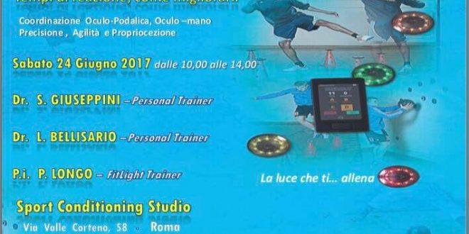 Tempi di reazione, come migliorarli – Workshop in collaborazione con Fitlight Italia