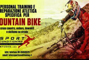 Da Settembre preparazione atletica e allenamento specifico per Mountain Bike e Ciclismo su Strada