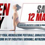 Open Day, 12 Maggio: ingresso gratuito e lezione di prova di tutti i nostri corsi