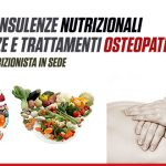 Nutrizionista e Osteopata in sede