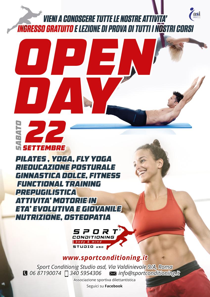 Yoga, Pilates, palestra roma montesacro