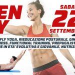Open Day, 22 Settembre: ingresso gratuito con lezione di prova di tutti i nostri corsi