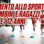 Avviamento allo Sport per bambini e ragazzi tra i 6 e i 12 anni