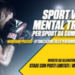 Workshop Sport Vision e Mental training per Sport da Combattimento