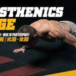 Calisthenics stage, Sabato 20 Ottobre
