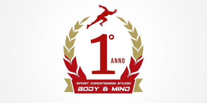 Sport Conditioning Studio Body&Mind compie 1 anno
