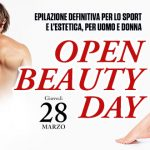 OPEN BEAUTY DAY, 28 MARZO 2019: EPILAZIONE DEFINITIVA PER LO SPORT E L'ESTETICA