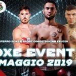 Boxe Event, 18 Maggio 2019, Colleferro