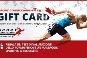 A Natale vieni a ritirare la tua GIFT CARD