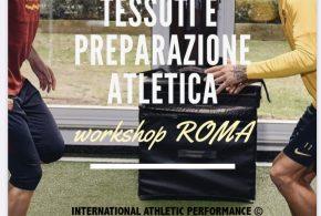 Workshop Tessuti e preparazione atletica, 6 e 7 Giugno 2020